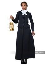 California Costume Susan B Anthony Harriet Tubman Womens Halloween Costume 01548 - $34.99