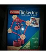 Tinkertoy 1995 Construction Set Preschool - $49.45