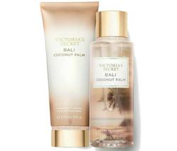 Victoria's Secret Bali Coconut Palm Fragrance Lotion + Fragrance Mist Duo Set - $39.95