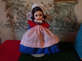 "Vintage Madame Alexander BELGIUM 8"" Doll in original box with tags - $24.75"