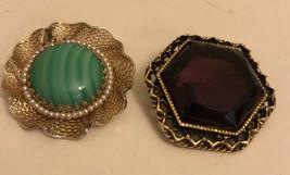 Vintage Pin Lot Of 2 - $9.90