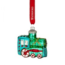 Waterford Holiday Heirlooms 2016 Brights Train Christmas Ornament New # ... - $103.95