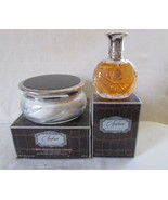 Vtg Safari Climate Response Body Powder Ralph Lauren 3.5 oz & 2.5 oz EDP... - $375.00
