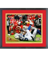 Tyreek Hill TD 2018 AFC Divisional Playoff Game -11x14 Matted/Framed Photo - $43.55