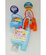 Lot Of 3 Hand Sanitizer & Lip Balm For Kids Combo  - $10.88