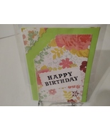 10 handmade greeting cards Birthday included - $25.00