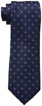 Michael Kors Men's Mini Medallion Neat Tie, Navy, One Size - £23.34 GBP