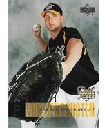 John Van Benschoten Upper Deck 2006 #948 Rookie Card Pittsburgh Pirates - $0.20