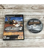 Lot Of 2 Tony Hawk's PS2 Games. Pro Skater 4 Complete, Underground Disc ... - $14.80