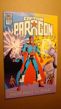 CAPTAIN PARAGON 1 *HI-GR* AC COMICS INDEPENDENT - $2.00