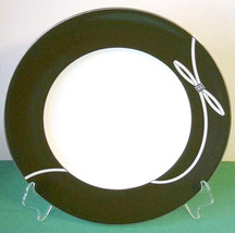 """Royal Doulton Grace Accent Luncheon Plate 9"""" Bow Motif New - $24.90"""