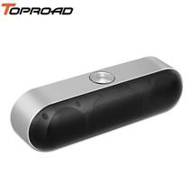 TOPROAD® Bluetooth Stereo Speaker Portable Wireless Mini Music Sound Box - $23.86
