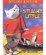 Stuart Little (DVD, 2002, Deluxe Edition) - $1.00
