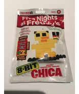 FNAF 8 bit Five Nights at Freddy 8-Bit Chica Series One McFarlane - $7.91
