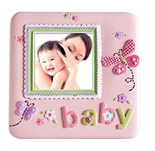 PANDA SUPERSTORE 3-inch Photo Frame Children Cute Photo Frame Wall Photo Frame P image 2