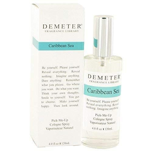 Primary image for Demeter by Demeter Caribbean Sea Cologne Spray 4 oz for Women - 100% Authentic
