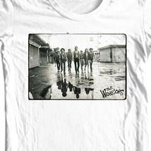 The Warriors T shirt cult film classic 70s movie 100% cotton white tee PAR515 image 1