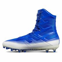 Under Armour Mens Highlight MC Football Cleats Blue 3000177-401 New Size 11 - $29.69