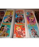 The Warlord #65 - 74 Original DC Comic Book 1982-83 VF/NM Condition Lot ... - $26.99