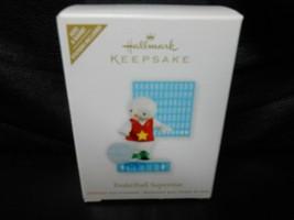 "Hallmark Keepsake ""Basketball Superstar"" 2011 Ornament NEW Includes Stic... - $0.35"