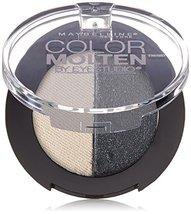 Maybelline New York Eye Studio Color Molten Cream Eye shadow, Midnight M... - $8.06
