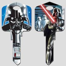Star Wars Key Blanks (SC1, Darth Vader) - $9.89