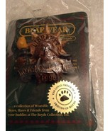 NEW Boyds Bears LIBEARTY Pin Loyal Order F.O.B. 1998 Bearwear #01998-11 - $9.97