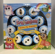 """(1) Little Tikes """"the Springlings"""" Surprise Collectable Plush Animals!  - $12.49"""