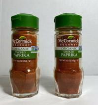 2 McCormick Organic Smoked Paprika 1.62 Oz - $14.25