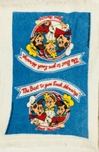 Vintage Jay Franco Kellogg's Rice Krispies Kitchen Towel For Treats! Rar... - $17.38