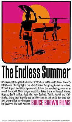 Primary image for Endless Summer - 1966 - Movie Poster