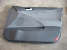 2011 2012 2013 2014 HYUNDAI SONATA RIGHT PASSENGER FRONT DOOR TRIM PANEL OEM