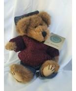 Boyds Bear Plush -  Leo Bruinski  - $5.20