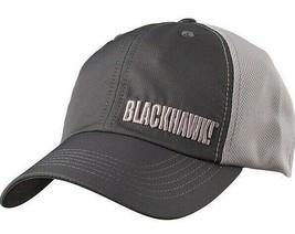 Blackhawk Performance Mesh Cap Flex Hat M/L SLATE GRAY Tactical Hunting ... - $24.49