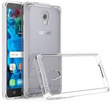 Alcatel Pop4 Plus Case, [Invisible Armor] 0.3MM Ultra Slim, Transparent/Clear, - $16.36