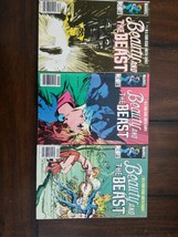 Beauty and the Beast 1,2,3, ~ 3 Book Lot *  Series by Nocenti & Perlin! - £4.07 GBP