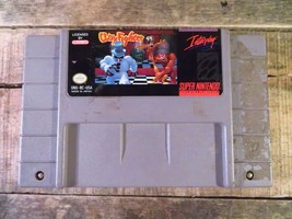 ClayFighter (Super Nintendo Entertainment System, SNES, 1993) Cartridge ... - $9.89