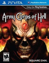 Army Corps of Hell - PlayStation Vita [PlayStation Vita] - $8.07