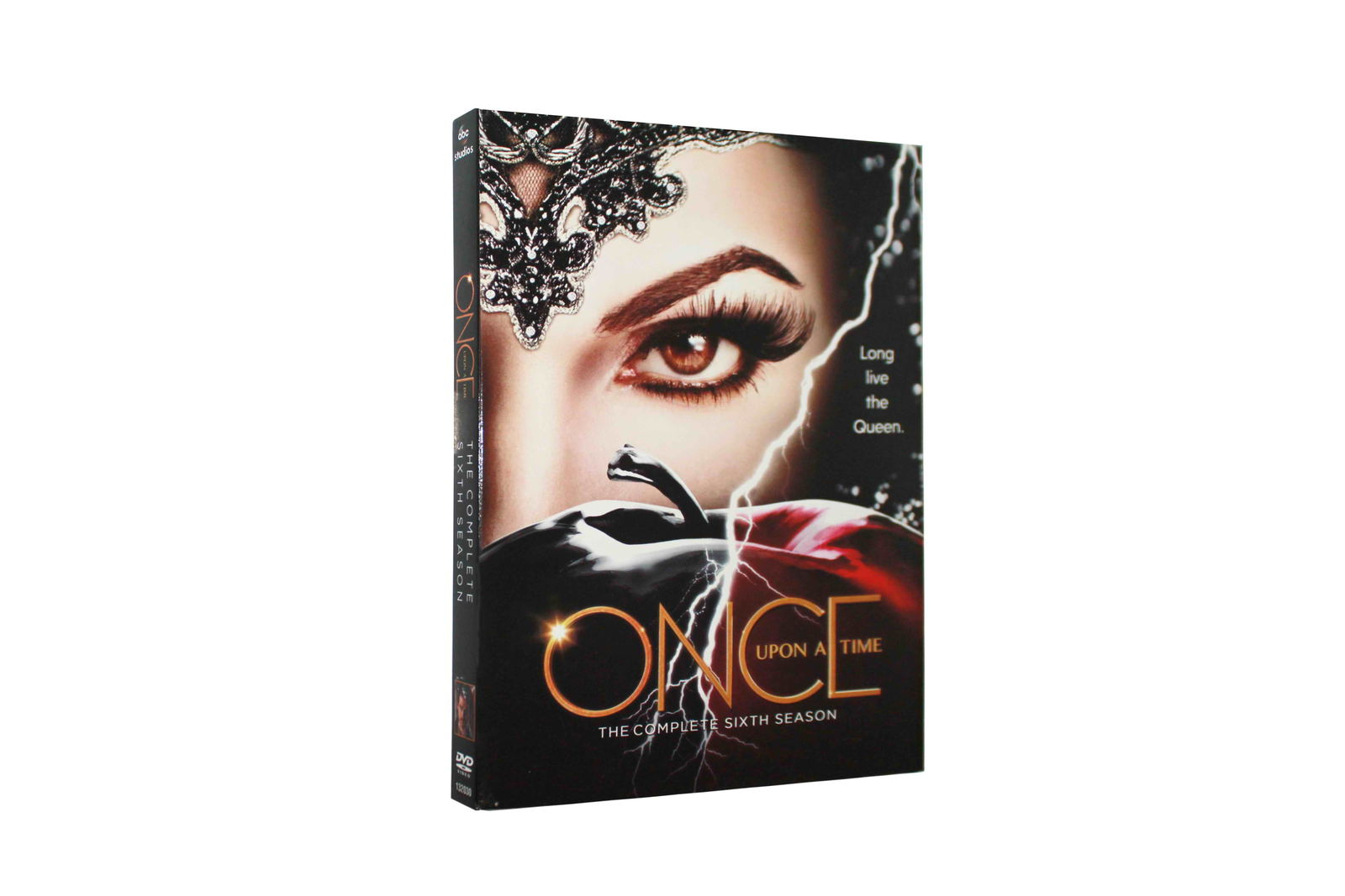 Once Upon a Time The Complete Series Season 6 DVD Box Set 5 Disc Free Shipping