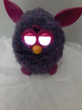 Furby Blue Purple Fur Color Electronic Toy Hasbro 2012 - $29.65