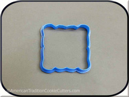 "3.75"" Plaque 3D Printed Cookie Cutter - $3.00"