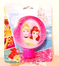 Disney Princess Led Night Light  New in Package—More Characters Avail  Too