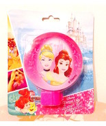 Disney Princess Led Night Light  New in Package—More Characters Avail  Too - $5.25