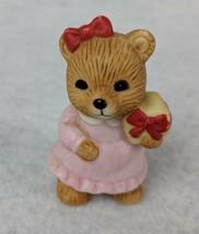 "Small Ceramic Bear Display Collectible 2"" - $9.89"