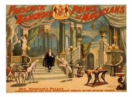 Magic Prints: The Magician's Palace - $12.95+