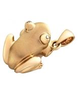 Coqui el Original® 3D 14kt. Solid High polish yellow gold mini Coqui tre... - $300.00