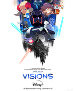 """Star Wars Visions Poster Animated TV Series Art Print Size 24x36"""" 27x40""""... - £7.89 GBP+"""