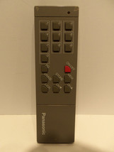 Panasonic Cable Box Remote Control TZ-PR120 TZ-PC175 TZ-PC1703 TZ-PC1703G - $9.79