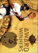#16 of 25 Marquis Grissom 1994 Fleer Ultra Award Winner Baseball - $1.75