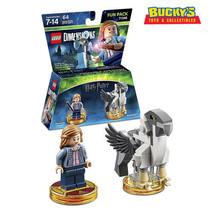 LEGO Dimensions Harry Potter Fun Pack Hermione Granger 71348 Buckbeak Minifigure - $14.80